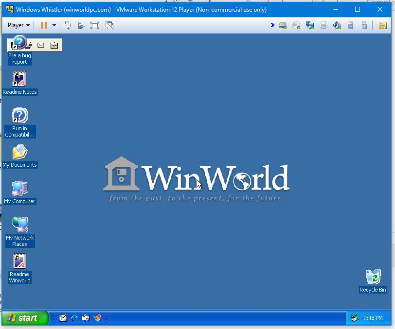 OFFER] Windows Whistler build 5 1 2446 1 Professional B2