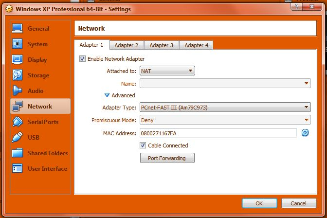 VIRTUALBOX AMD PCNET DRIVERS DOWNLOAD