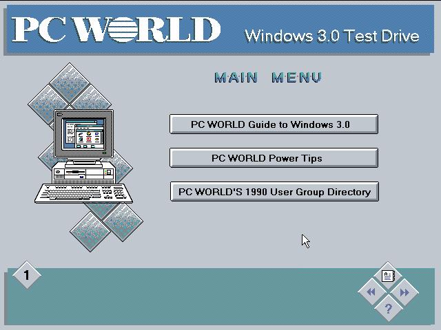 Software Spotlight: Windows 3 0 — WinWorld