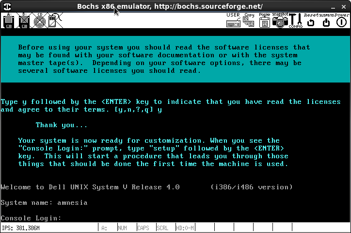 OFFER] DELL UNIX 4v22 — WinWorld